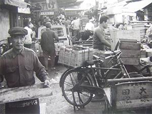 木津市場の歴史